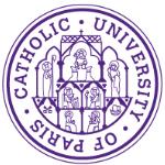 Institut Catholique de Paris logo