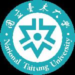 國立臺東大學 logo