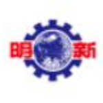 Minghsin University of Science and Technology logo