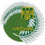 Hiroshima Universtiy logo