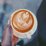正職咖啡师 logo