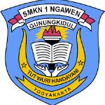 SMK Negeri 1 Ngawen logo